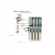 100mm power,copper busbar system,100mm buabar